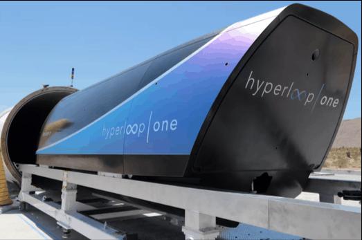 Elon musk hyperloop one