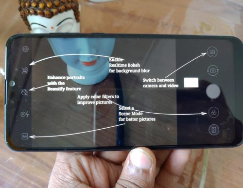 Asus Zenfone Max Pro M2 X01BDA Review - This All round performer won't disappoint. 5