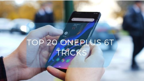 Top 20 OnePlus 6T Tricks You Didn't know 1