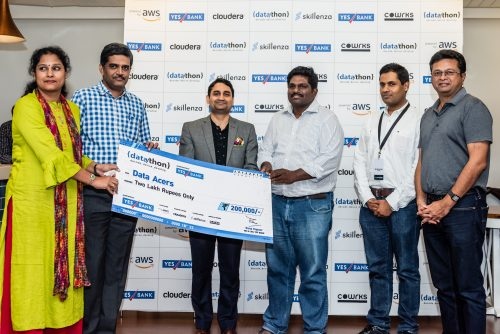 Meet the Startups From the first batch of Yesbank Datathon 2