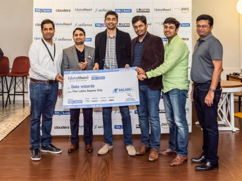 Meet the Startups From the first batch of Yesbank Datathon 1