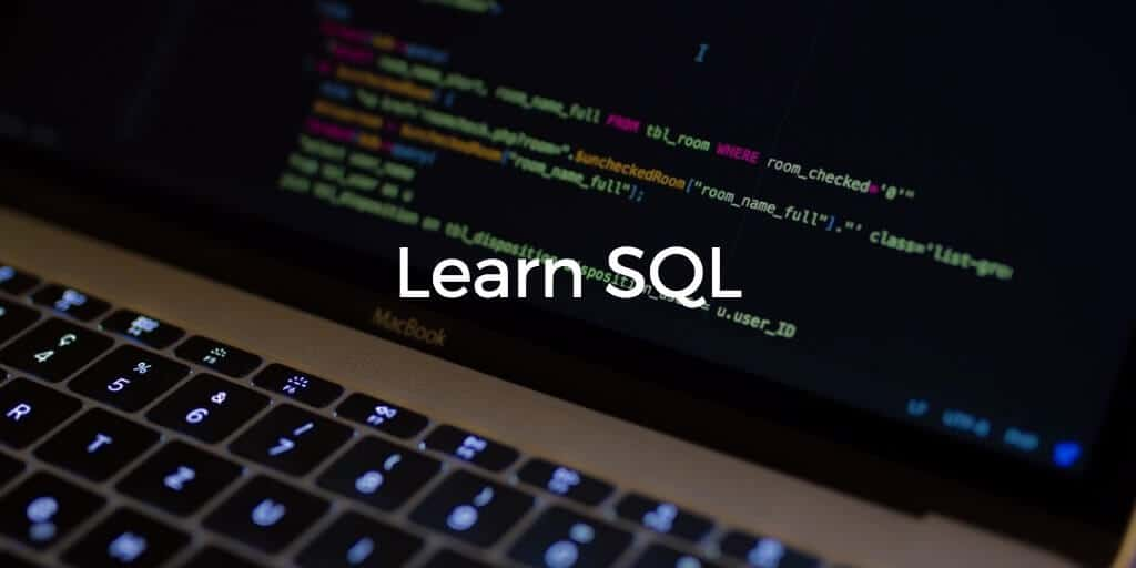 best way to learn sql online