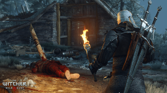 Witcher 3: Wild Hunt Best Games Like Skyrim