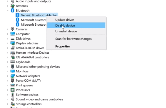 How To Turn ON Bluetooth in Windows 10 1