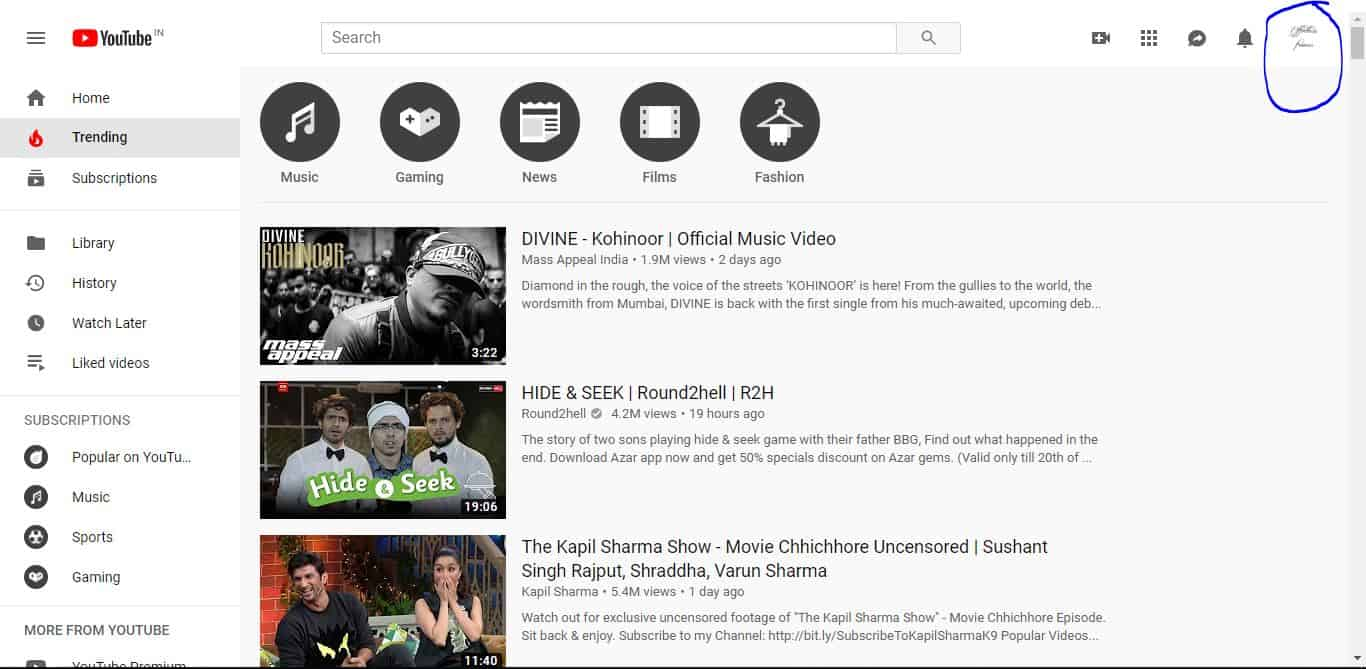 How To Enable Youtube Dark Mode 3