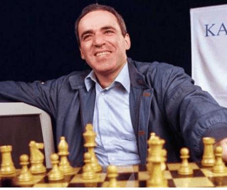 Garry Kasparov IQ