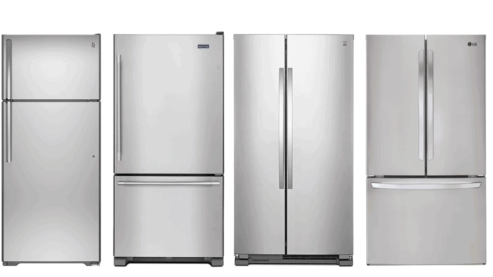Types Of Refrigerator You Can Rent 1