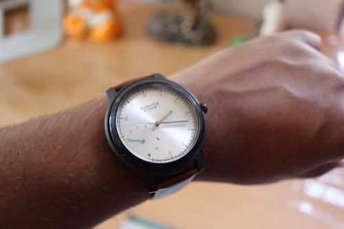 Sonata Stride Hybrid Smart Watch Review 1