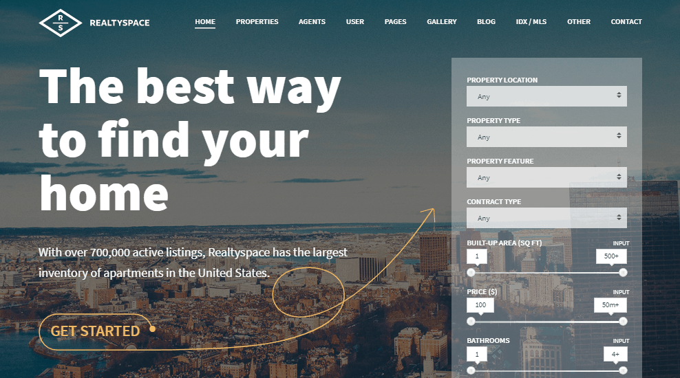 5 Best Real Estate WordPress themes in 2020 4