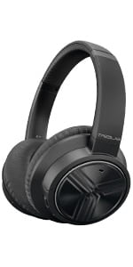 Amazon.com: TREBLAB E3 - Ultra-HD Over-Ear Wireless Headphones ...