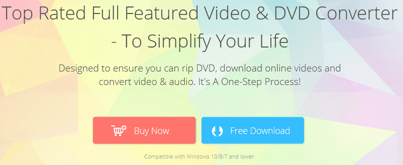 How to Digitize DVDs with WonderFox DVD Video Converter? 1
