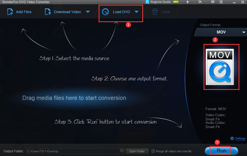 How to Digitize DVDs with WonderFox DVD Video Converter? 2