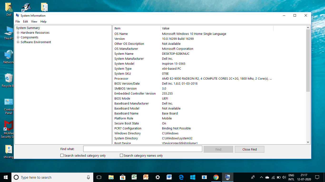 how to find out what motherboard i have