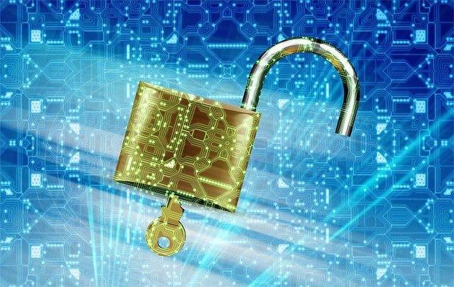 Password protect external hard disk