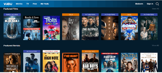 8 Best TVMuse alternatives with all-inclusive movies and TV shows for free! 7
