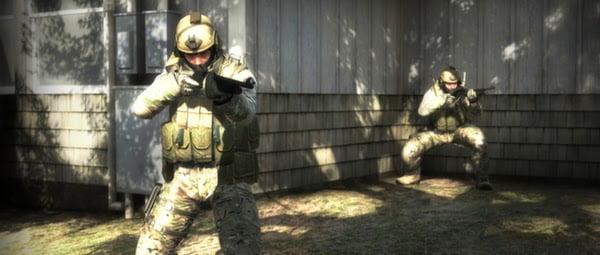 Counter Strike:GO