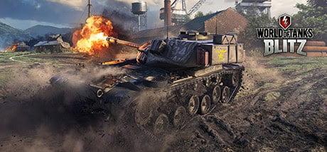 World of Tank Blitz.