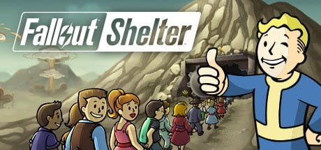 Fallout Shelter among the best free games on the Steam.