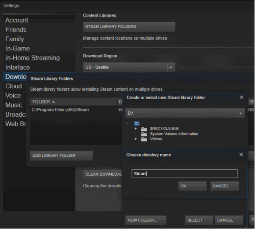 How to Fix Steam Content File Locked Error? 2 min Read. 7