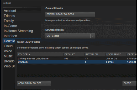 How to Fix Steam Content File Locked Error? 2 min Read. 8