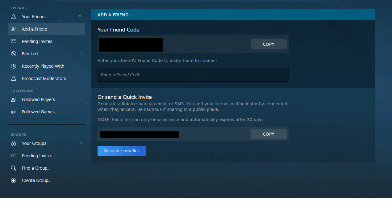 How To Add Friends On Steam 3