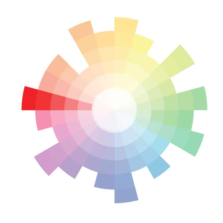 All About Red: Origin, Theory, Design Applications, and Color Schemes