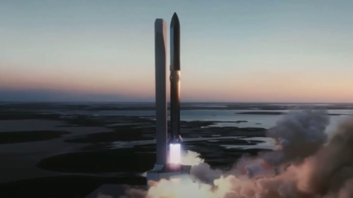 """Elon Musk Says SpaceX's Starship Won't Fly People Into Space Until """"This"""" Milestone 1"""
