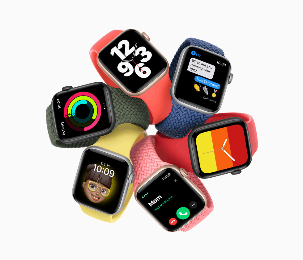 Apple Watch Series 6 unveiled: Check out the prices, features, and a lot more. 4