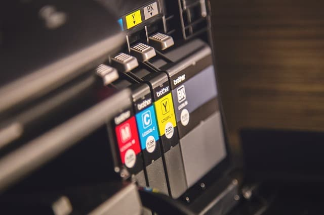 HP inkjet printer cartridge