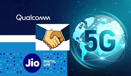 Qualcomm-Jio Join Hands
