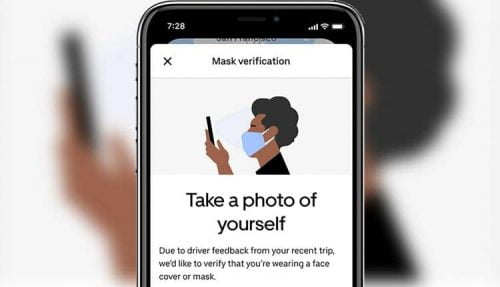 Uber's New Passenger Mask Verification Policy Augments Safety 1