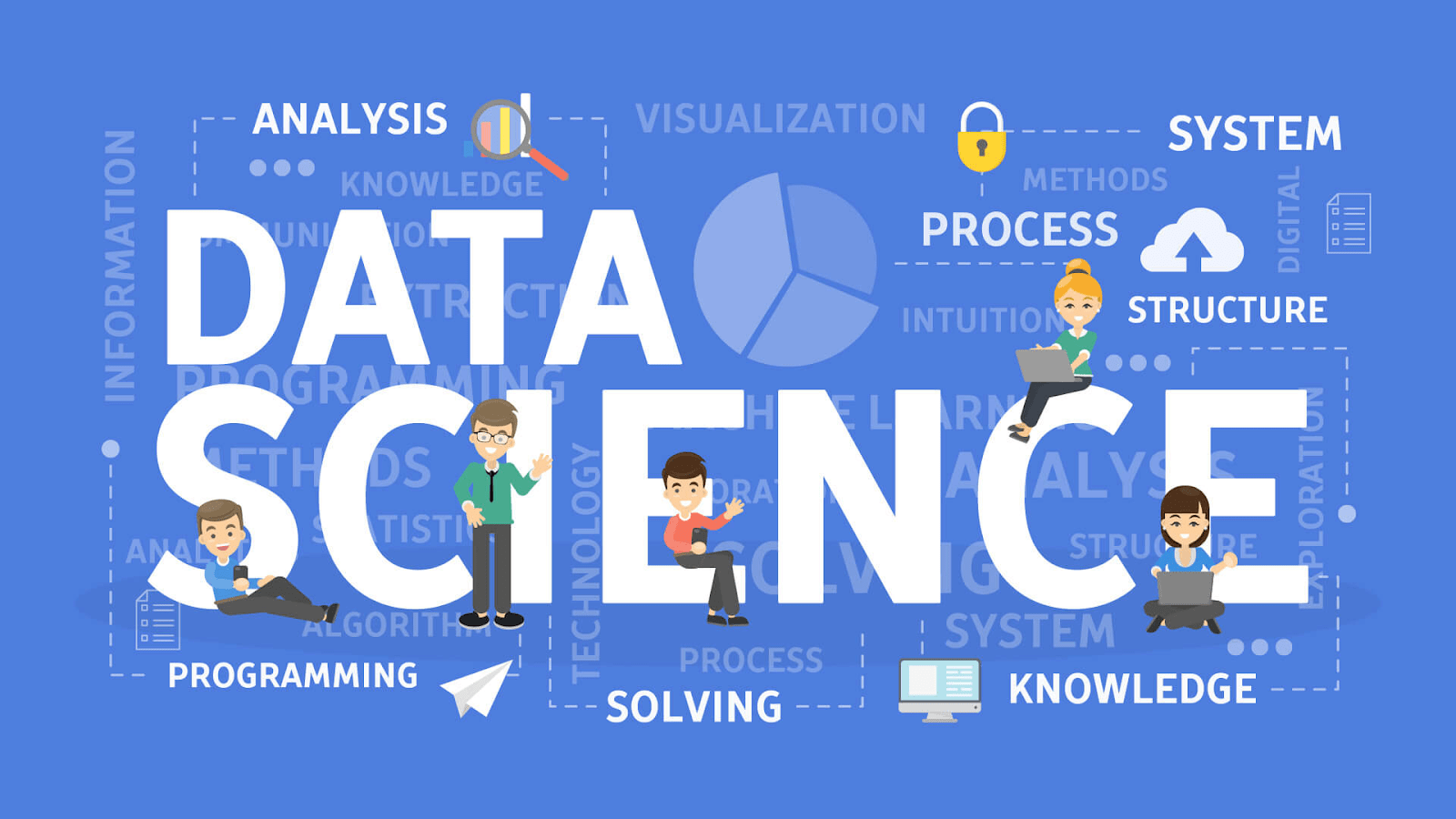 Courses on DATA SCIENCE provided by IBM
