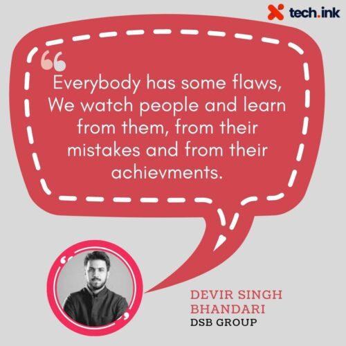 Quote by Devir Singh Bhandari