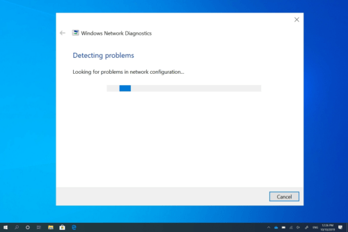 Windows Trouble Diagnostics