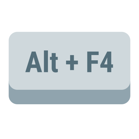 ALT F4- Things no one will tell you about it and why is the alt F4 meme so popular! 1