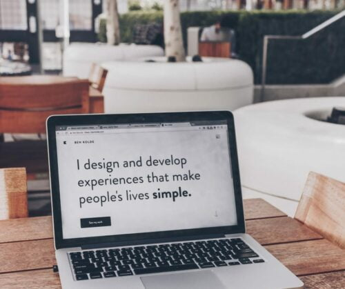 website design impact