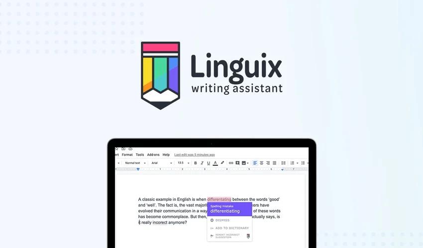 linguix Grammarly Alternative