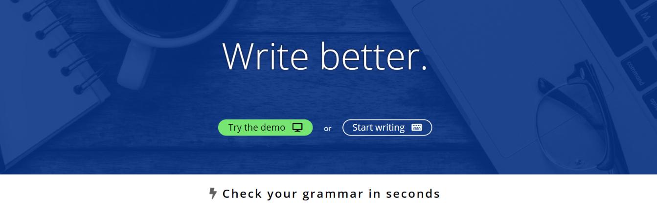 slick  vs grammarly